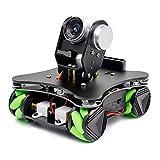 KKmoon Robot Auto Coding Mecanum Wheel Smart Robot Kit Whit...