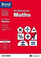Bond: Maths: No Nonsense