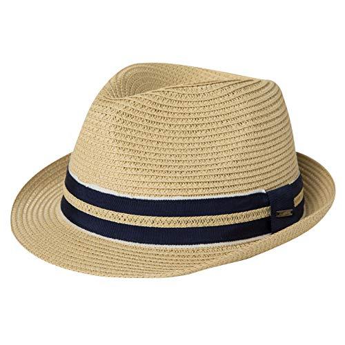 Comhats Summer Beach Fedora Straw H…