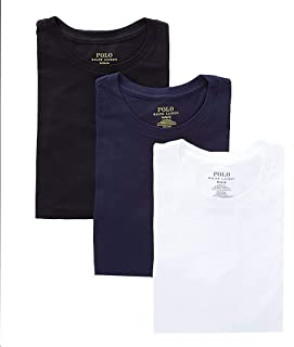 Classic Fit Cotton T-Shirt 3-Pack