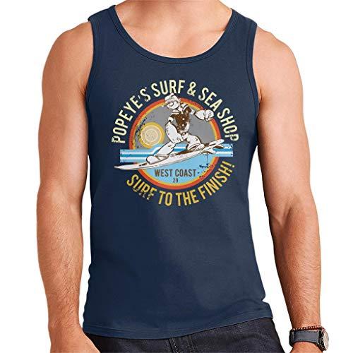 Popeye Surf Sea Shop Vest voor heren