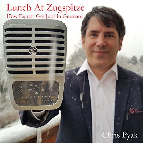 Lunch at Zugspitze audiobook cover art