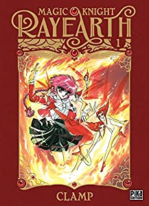 Magic Knight Rayearth Nouvelle édition Tome 1