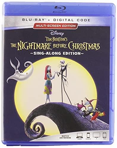 The Nightmare Before Christmas 25th Anniversary Edition (Blu-ray + Digital) $5.99 @ Amazon & Best Buy