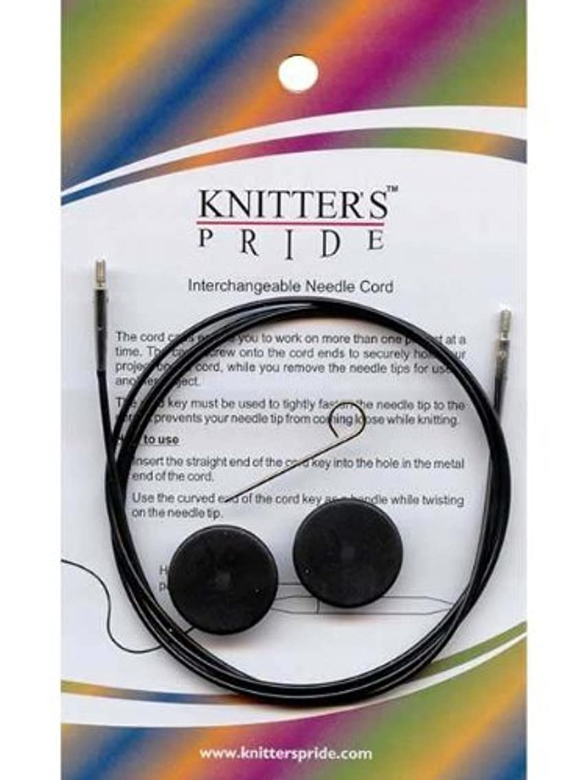 Knitter-s Pride Cords, 22'' (56 cm to make 80 cm/ 32'' IC needle)