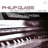 Bojan Gorisek: Etudes For Piano Nos 11-20 + Metamorphosis 1-5 [2LP vinyl] [Vinilo]