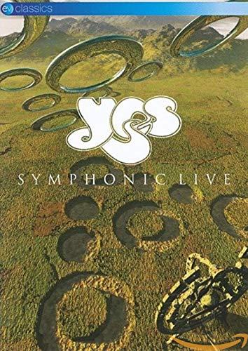 Yes shymphonic live [Reino Unido] [DVD] [Reino Unido]