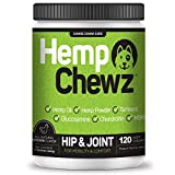 Hemp Chewz Hip and Joint Care for Dogs...