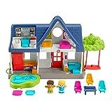 Fisher-Price Little People HCJ46 - Casa de Juegos para niños y niños en Edad Preescolar, de 1 a 5 años, en alemán
