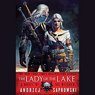 The Lady of the Lake cover art