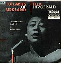 "ED2312 7""-45 giri"" Lullaby Of Birdland / Later / Rough Ridin / Air"