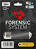 SecuPerts Forensic System - Computer and network analysis tool - 16 GB USB 3.0 stick