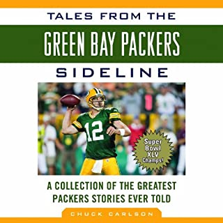 Tales from the Green Bay Packers Sidelines     A Collection of the Greatest Packers Stories Ever Told              De :                                                                                                                                 Chuck Carlson                               Lu par :                                                                                                                                 Mary Kane                      Durée : 4 h et 46 min     Pas de notations     Global 0,0