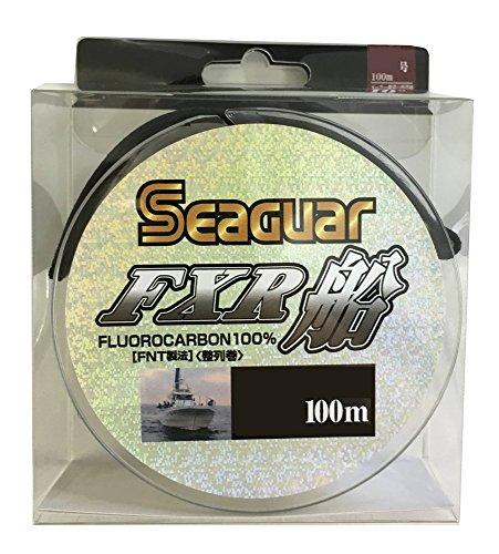 Seaguar FXR Fluorocarbon Leader Line 100m Size 5 20lb (9313)