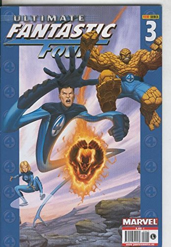 Ultimate fantastic four, tome 3
