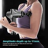 Zoom IMG-1 pistola massaggio muscolare con 10