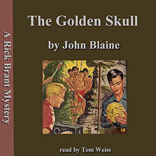 The Golden Skull cover art
