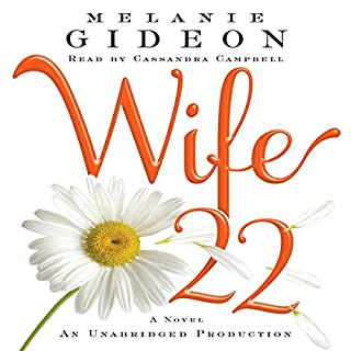 Wife 22 audiobook cover art