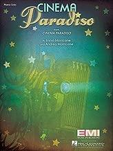Best cinema paradiso sheet music Reviews