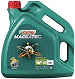 Castrol MAGNATEC 10W-40 A3/B4 Aceite de motor, 4 L