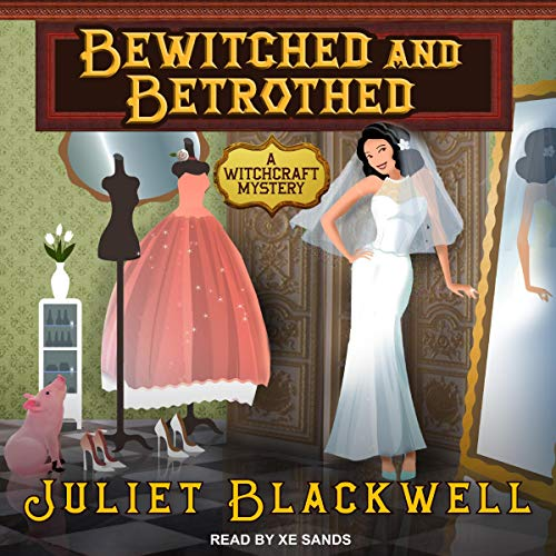 Bewitched and Betrothed audiobook cover art