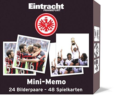 Teepe 22618 - Eintracht Frankfurt Mini-Memo, Spiel