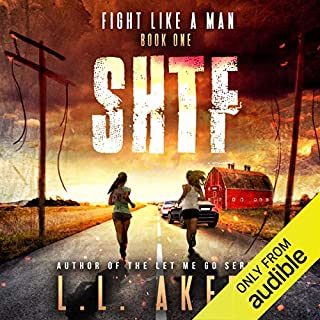 Fight like a Man: A Post Apocalyptic Thriller cover art