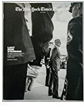 The New York Times Magazine - April 1, 2018 - Last Man Standing