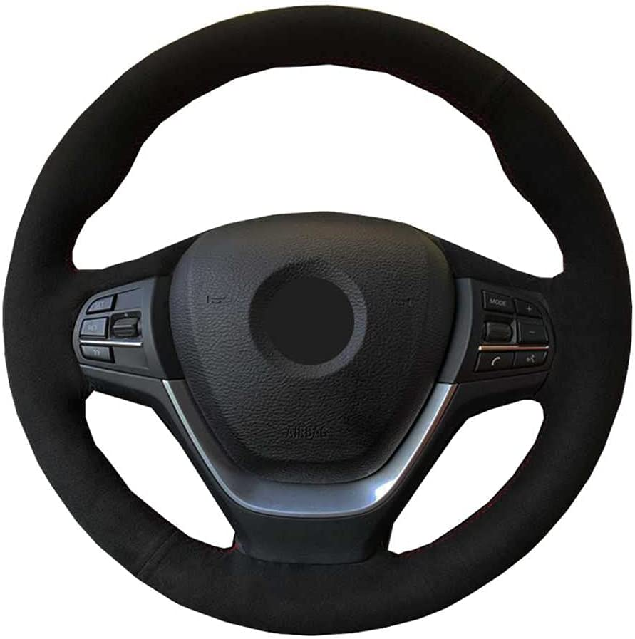 BUQDA Hand-Stitched At the price Steering Wheel Cover Challenge the lowest price of Japan Fit X3 for 2010 BMW F25
