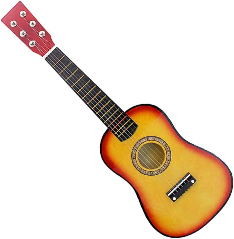 Generic 23 Inch Concert El Fresno Mall Paso Mall Ukulele for Wooden Beginners Mini Kids