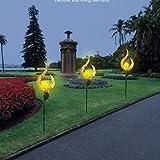 Solar Full Moon Led Glass Globe Photo Lamp Garden Lawn Outdoor Lamp Projecteur Lampe Outdoor Garden Landscape Lamp Magicwand