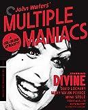 Criterion Collection: Multiple Maniacs [Edizione: Stati Uniti] [Italia] [Blu-ray]