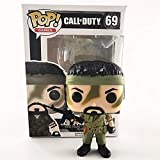 KYYT Funko Call of Duty #69 Msgt.Frank Woods Classic Pop! Chibi...