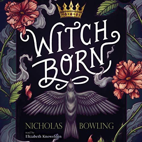 Witch Born audiobook cover art