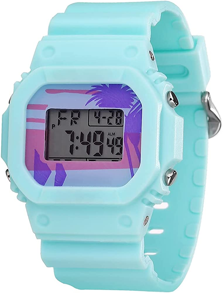 Digital Watch for Men and Limited price Outdoor Waterproof Women Max 87% OFF Spor Military