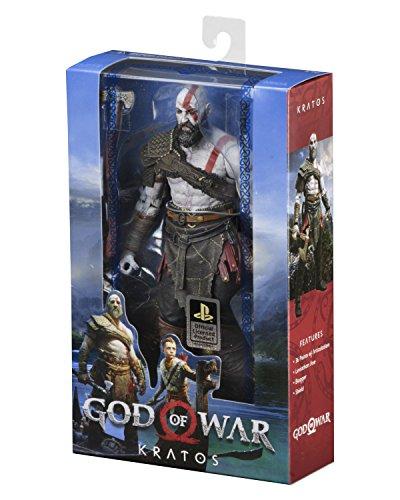 "NECA God of War (2018) 7"" Scale Action Figure"