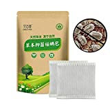 Sawworld 10pcs/Pack Dust Mites Killer Natural Mite Eliminator Pouch for Bed Sheet Pillow Couch Bedding