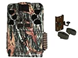 Browning BTC-Patriot-FHD Recon Force Patriot Dual Full HD Trail Camera & Browning Tree Mount