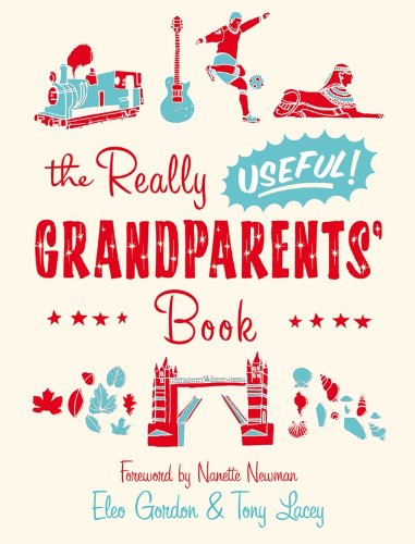 The Really Useful Grandparents' Book (English Edition)
