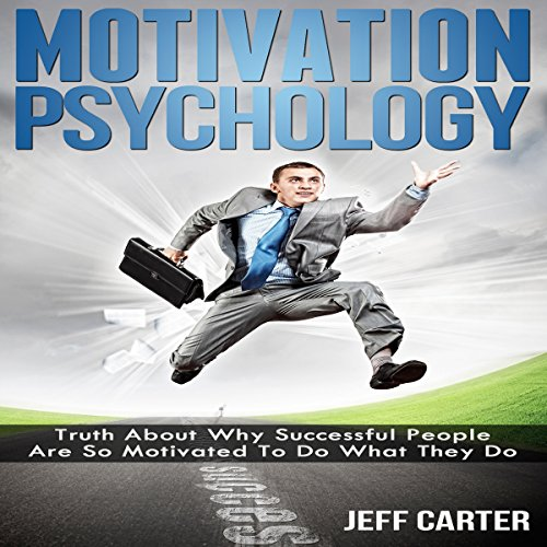 Motivation Psychology cover art
