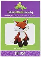 Funky Friends Factory Fifi Fox Ptrn