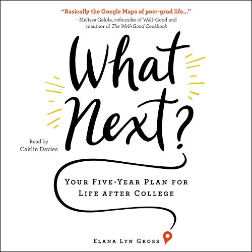 What Next? Audiobook By Elana Lyn Gross cover art