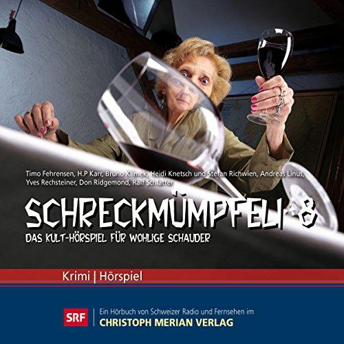Schreckmümpfeli 8 Titelbild