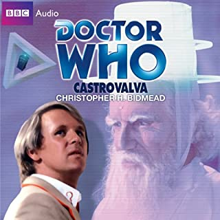 Doctor Who: Castrovalva cover art