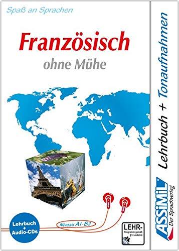 Assimil- Methode. Französisch ohne Mühe. CD MultiMedia- Box. Lehrbuchund 4 CDs. (Lernmaterialien)