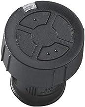 Hörmann HSZ 2, BiSecur, 2-toets-handzender, zwart