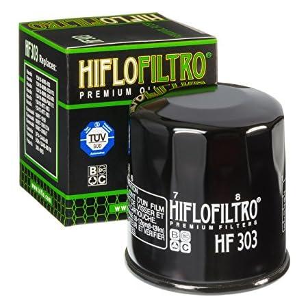 Ölfilter Hiflo Passend Für Yamaha Yzf R1 Rn09 2002 2003 Auto