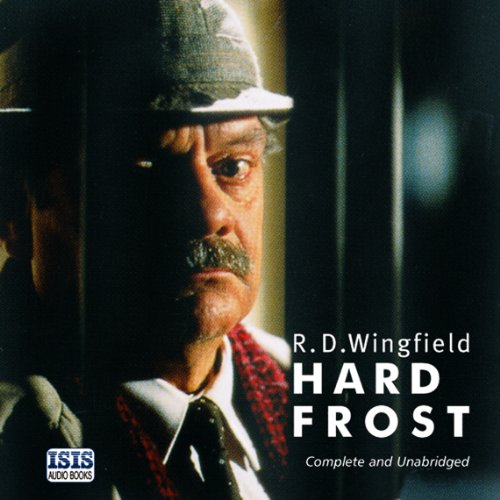 Hard Frost audiobook cover art