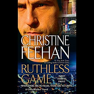 Ruthless Game audiobook cover art