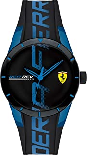 Scuderia Ferrari Watch For Men, Quartz, Silicone - 840027